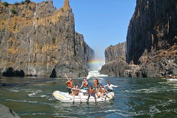 Victoria-Falls-Whitewater-Rafting