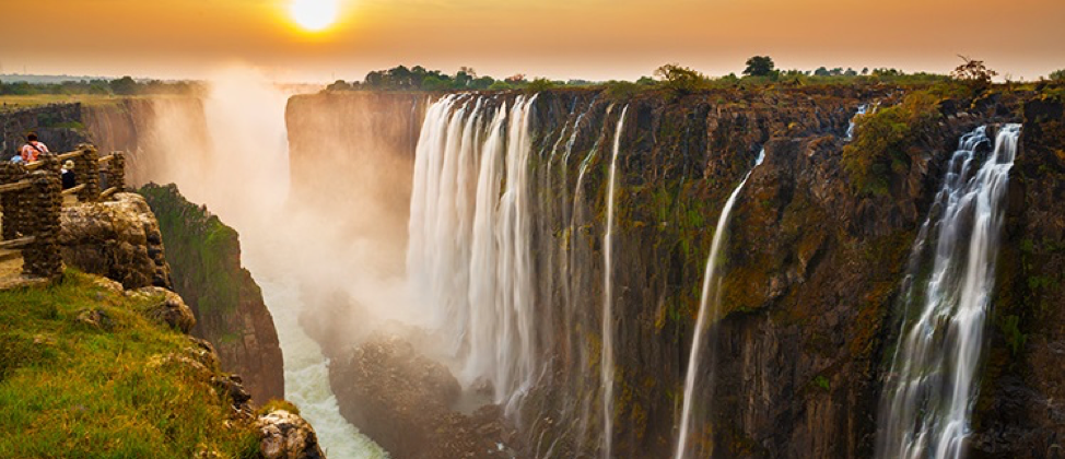 Best Time to Visit Victoria Falls Zimbabwe