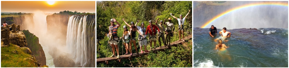 Ultimate Victoria Falls Tours and Activities