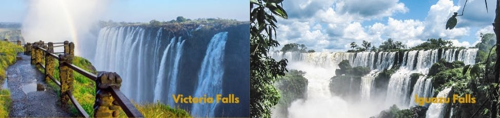 As two of the most celebrated natural waterfalls in the world, Victoria Falls and Iguazu are both worthy destinations for any traveller.