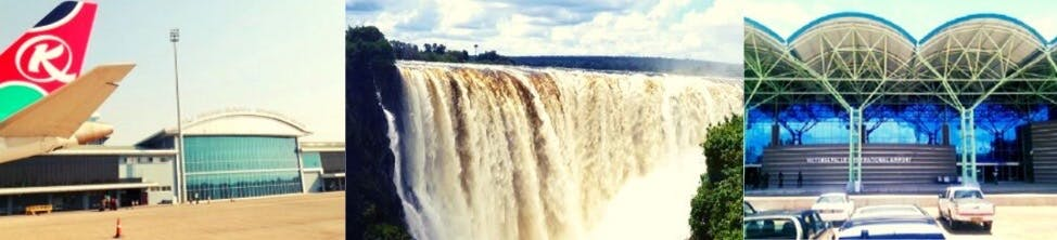Guide How to Get to Victoria Falls