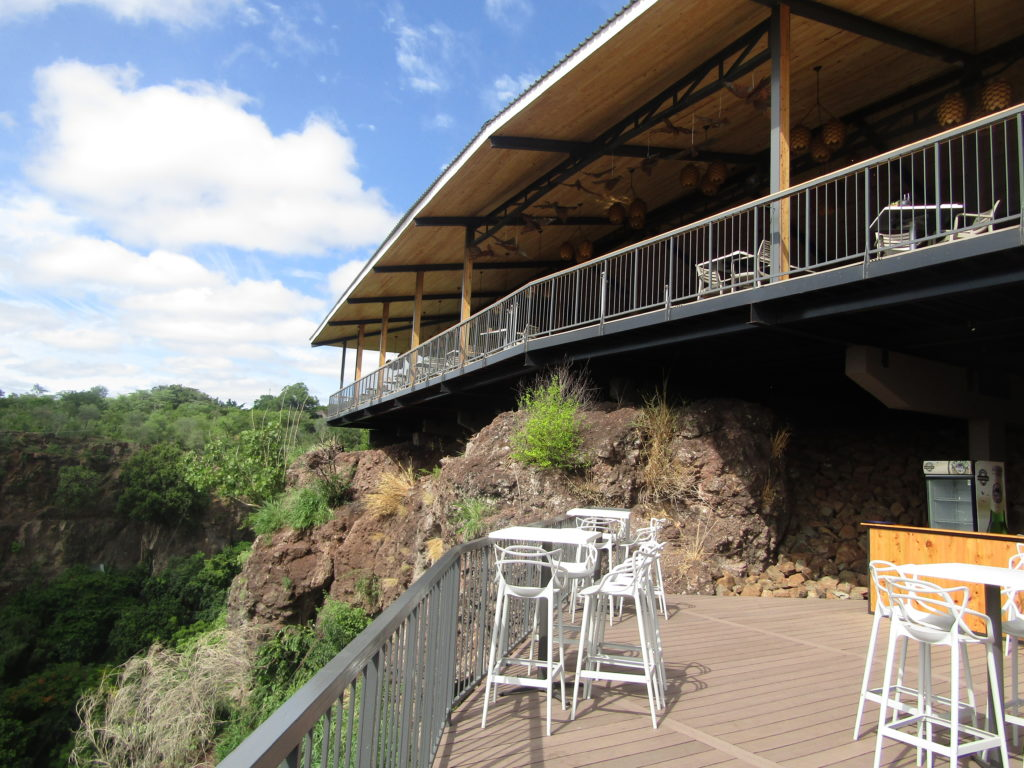 Lookout Cafe Victoria Falls Tours and Packages