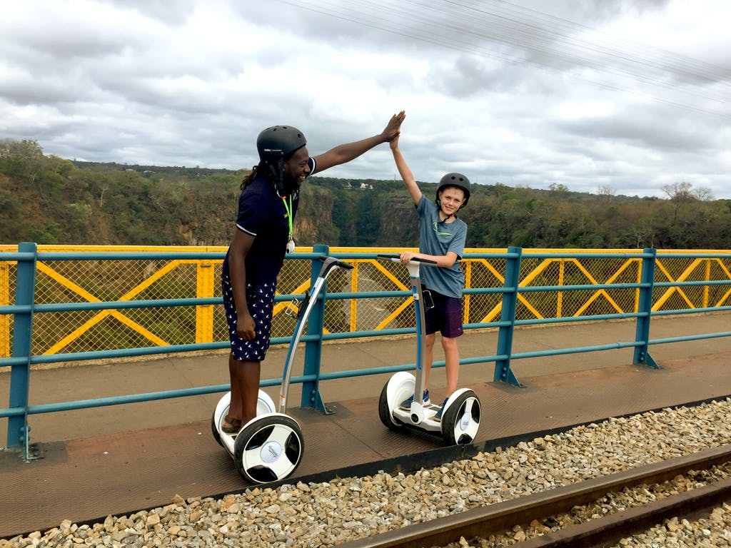 Victoria Falls Tours and Activities for Kids and Teenagers