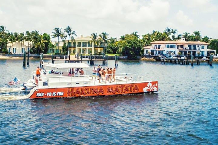 Catamaran Snorkel Trip Visit Palm Beach