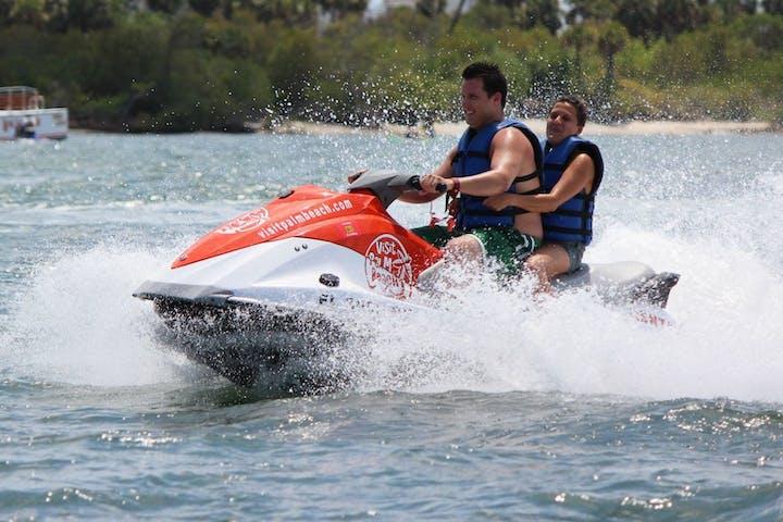 jet ski in West Palm Beach