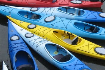 Three Day Paddling Rentals Image 1