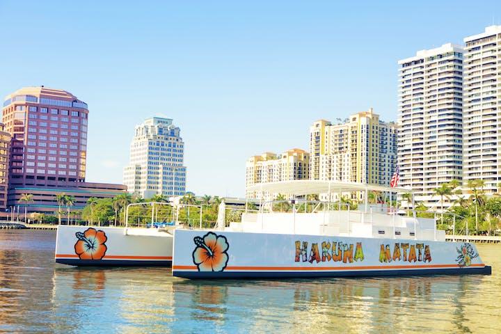 Sunset Catamaran Cruise In West Palm Beach Visit