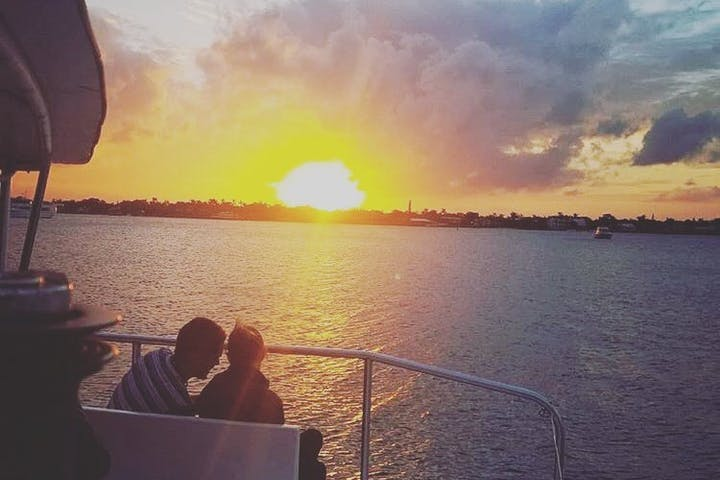 sunset cruise in West Palm Beach
