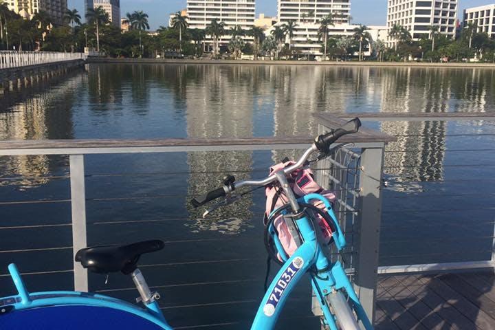 bike rentals in West Palm Beach