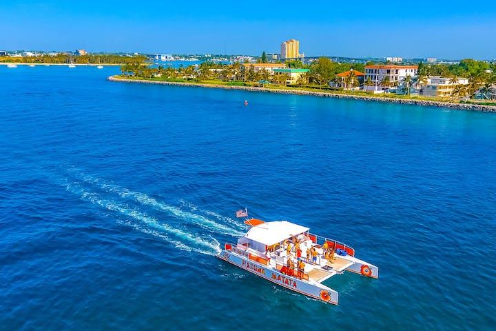 Sightseeing Cruise Visit Palm Beach