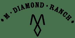 m diamond ranch logo