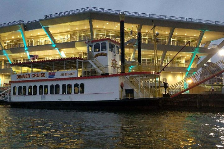 Perdido Queen Dinner Cruise