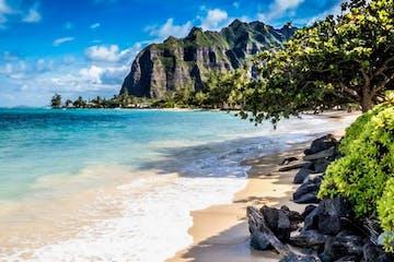 Island of O'ahu