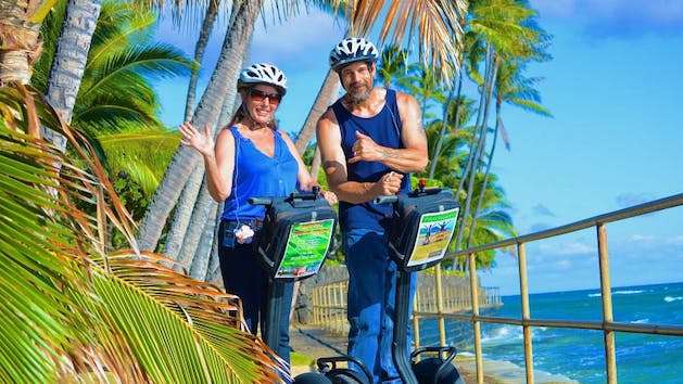 segway couple