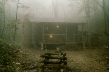 Haunted Cabin, coming soon
