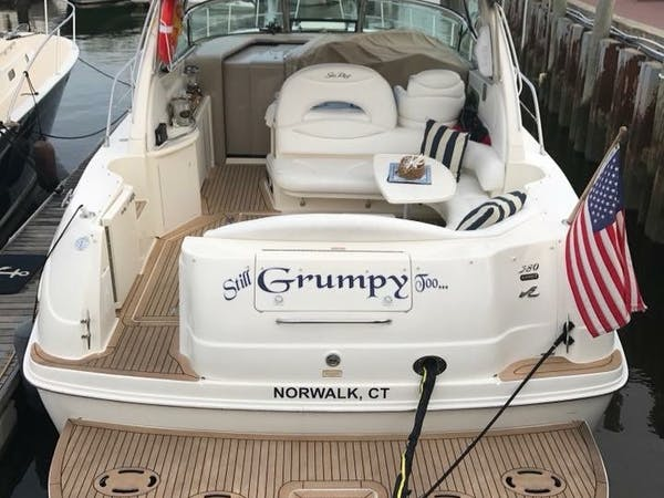 Still Grumpy Too yacht