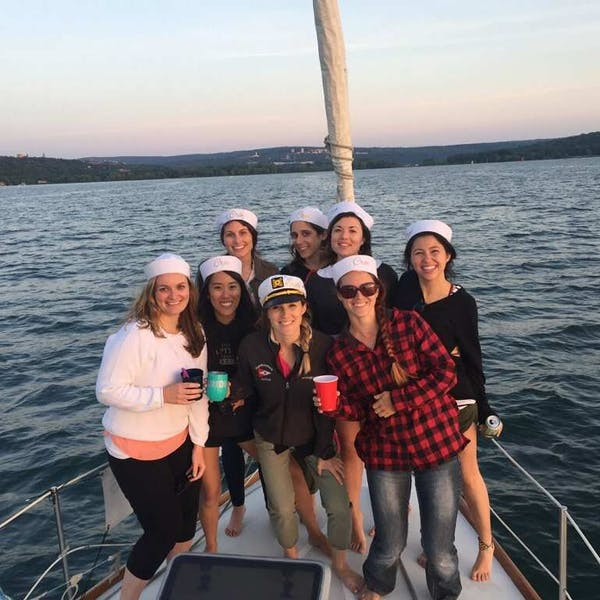 Package for groups interested in a wine tour, sailing and staying on a boat!