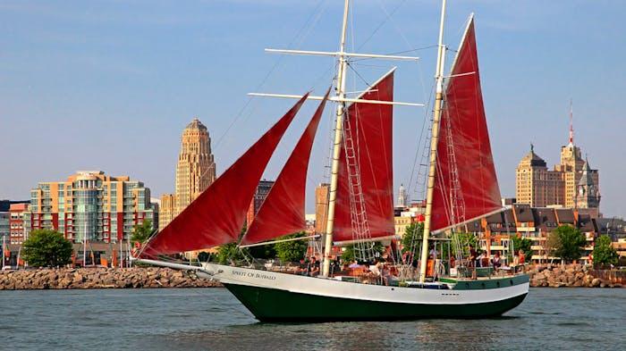 Spirit of Buffalo | Buffalo Boat Tours & Cruises