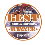 Best of Santa Barbara Winner Badge