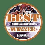 Best of Santa Barbara Winner Badge