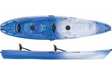 tandem kayaks