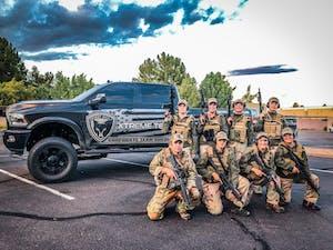 Desert Wolf Elite Combat Simulator Women