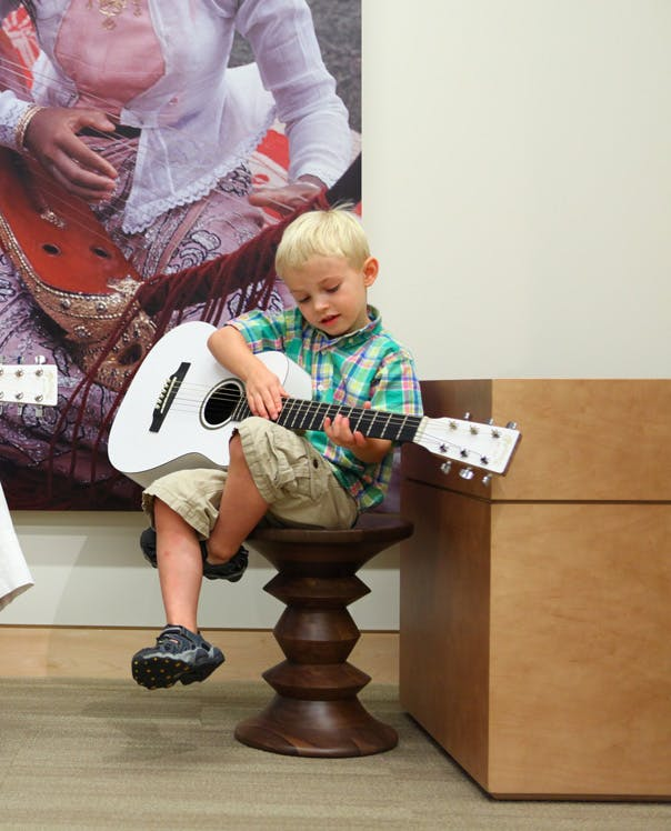 Musical Instrument Museum Scottsdale