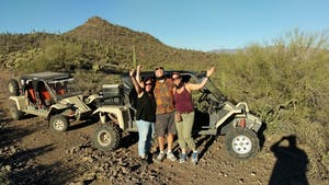 Phoenix ATV Rentalts tours