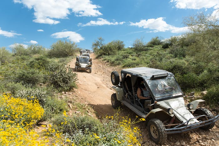 Desert Wolf Tours | ATV Tours & Adventures in Phoenix and Scottsdale, AZ