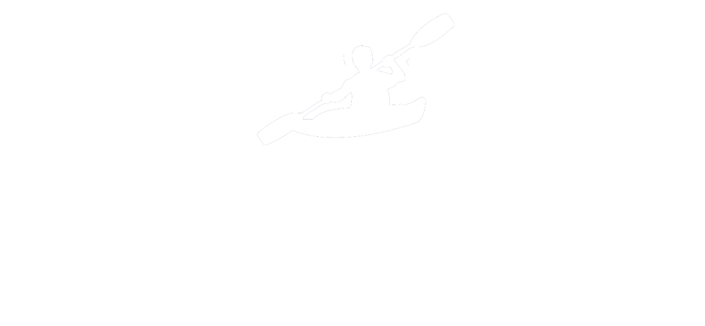 sebago trails logo white