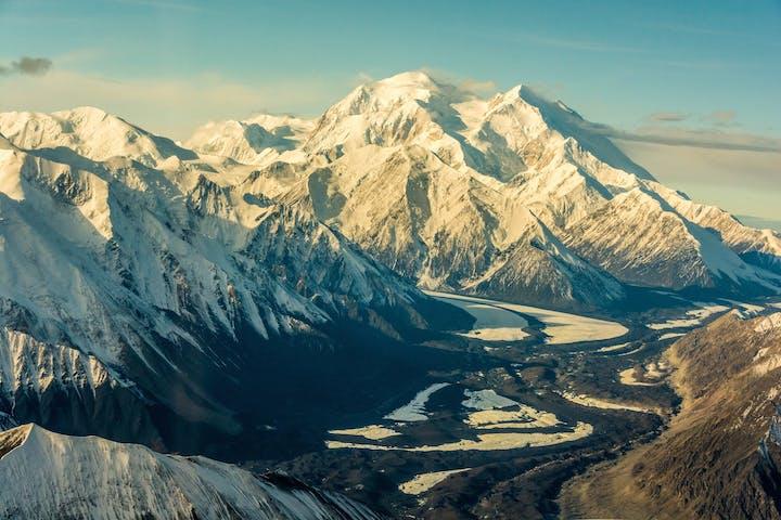 Alaskan range
