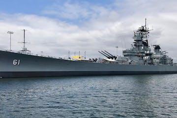 LA Fleet Week Cruise departing from Huntington Harbour.
