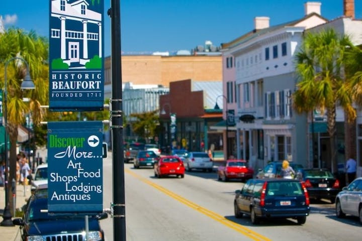 Streets of Beaufort