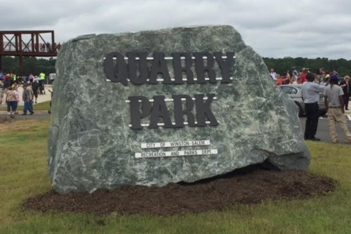 Quarry Park: City of Winston-Salem Recreation and Parks Dept