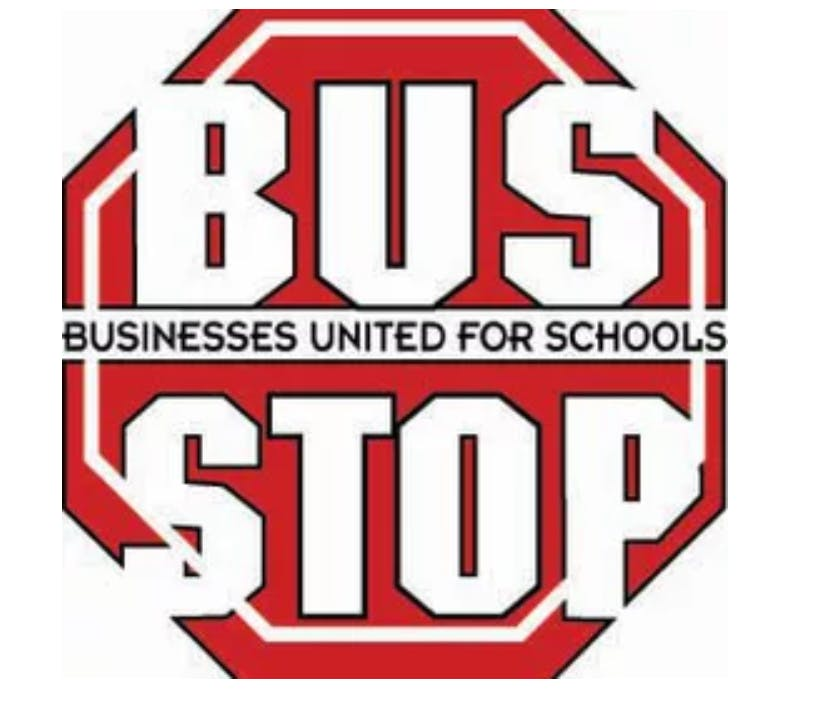 Bus Stop: Businesses United for Schools