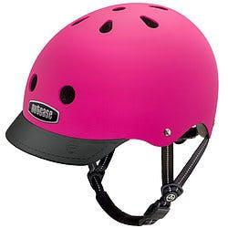 Fuchsia Nutcase Helmet
