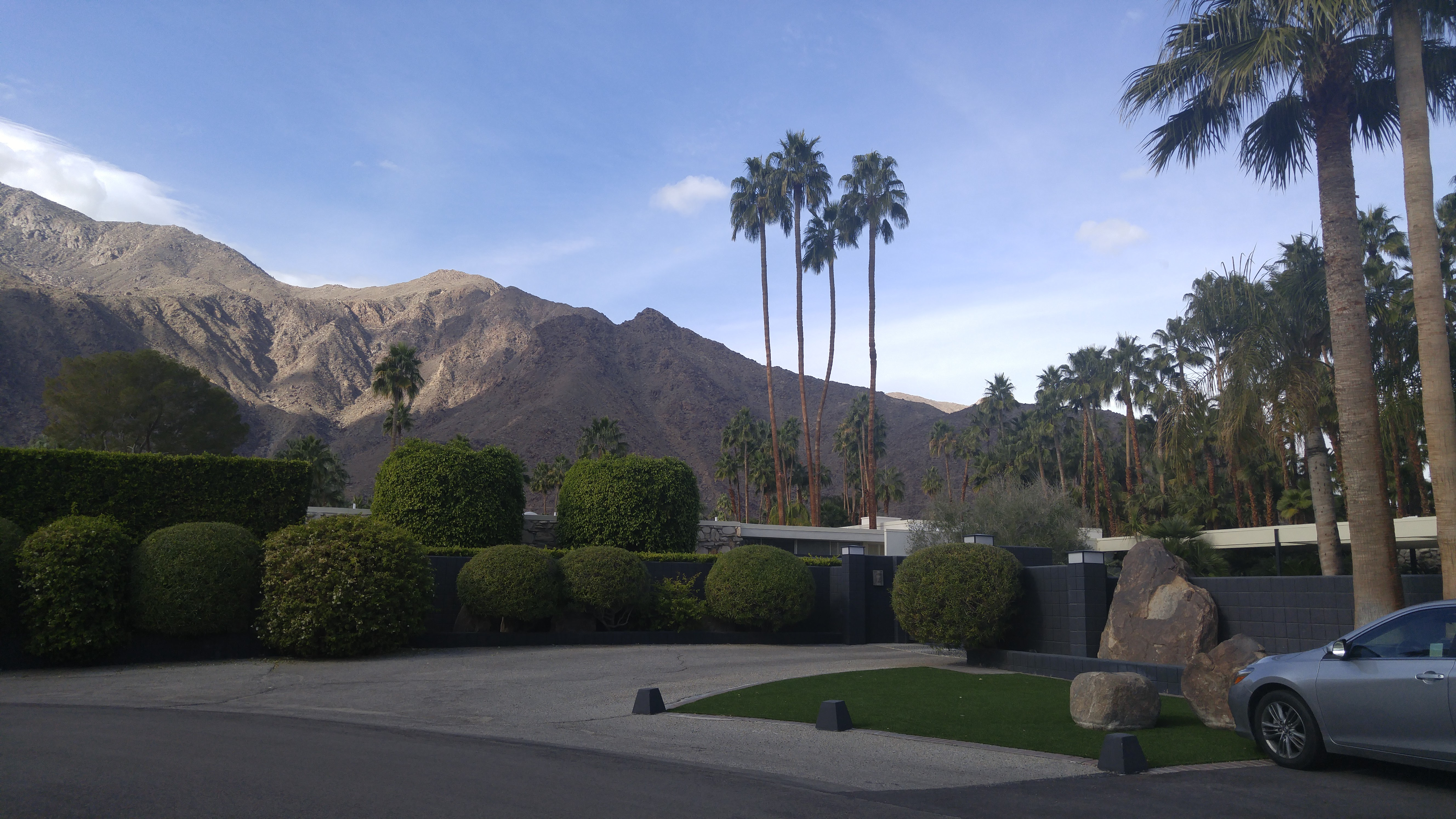 Walking Tour in Palm Springs - The Danish Tour Guide