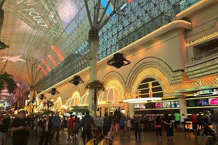 Las Vegas - A walk through Historic Downtown