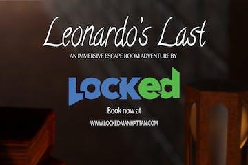Leonardo's Last