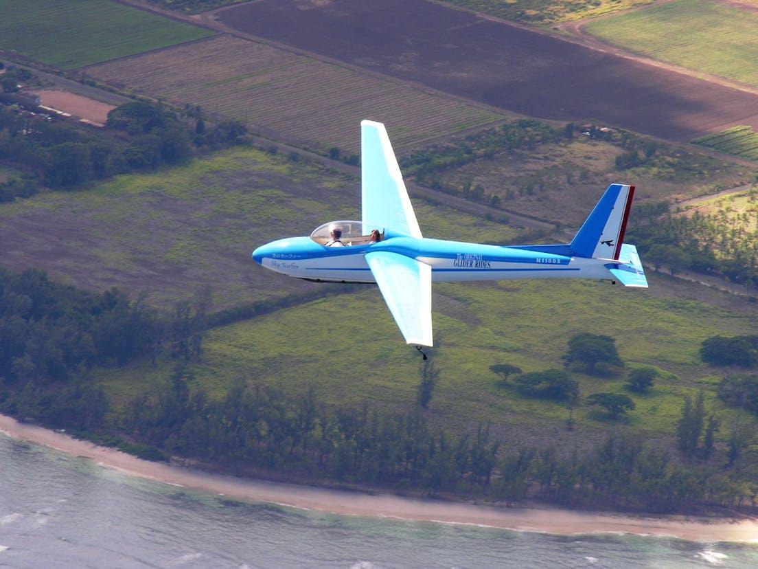 Oahu Scenic Glider Ride | Honolulu Soaring