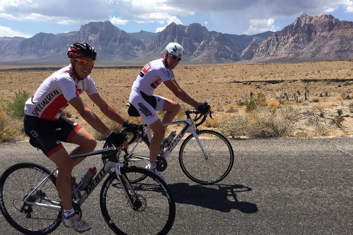 Las Vegas Road Bike Tour