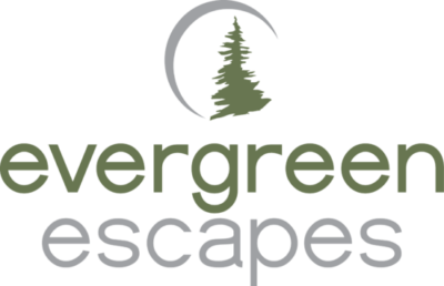 Evergreen Escapes logo