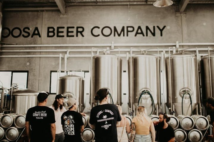 A look into the inner workings of the Noosa Beer Company