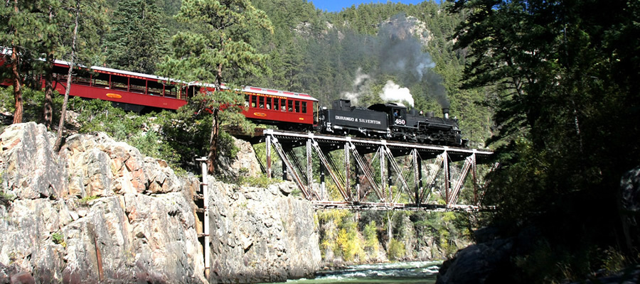 The Durango and Silverton Train Tour Adventure