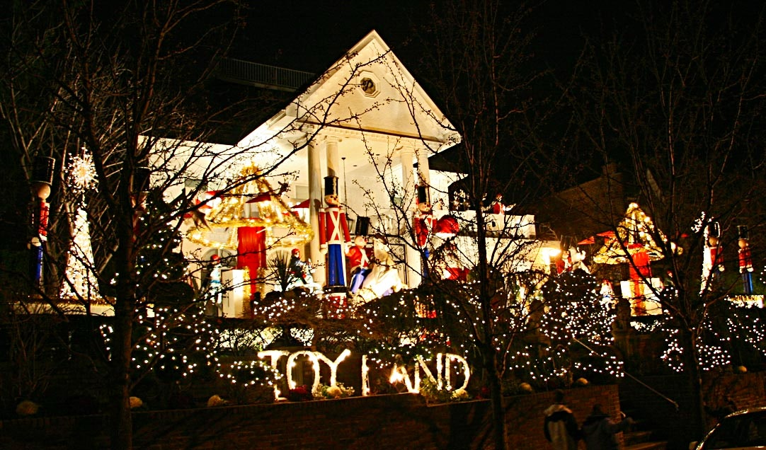 NYSee Tours - Christmas Lights