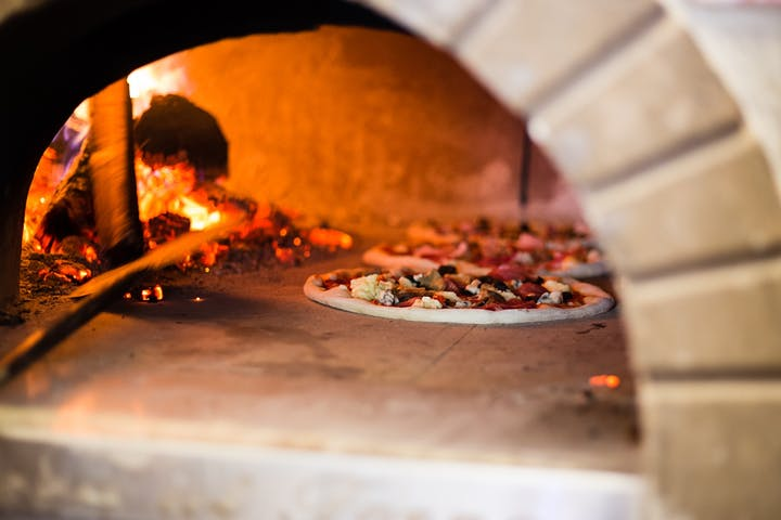 pizza oven in san francisco, CA