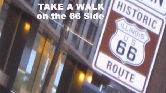 Take a Walk on the 66 Side