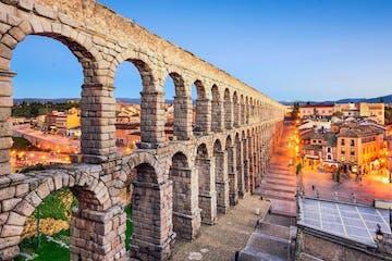Segovia and El Escorial