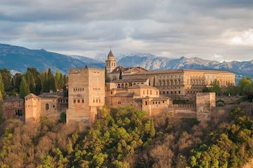 Alhambra and the Generalife