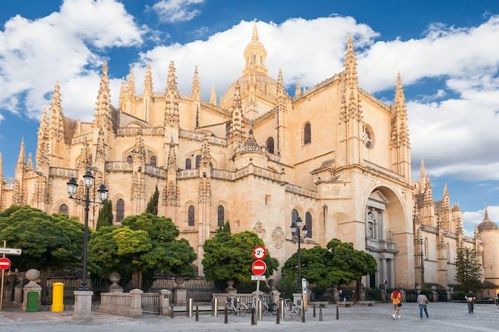 Toledo & Segovia
